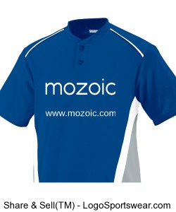 Mozoic Jersey Design Zoom